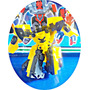 Transformers Auto Robot Color Amarillo Zona San Isidro