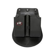Funda Fobus Modelo 6900 Porta Cargador Doble Glock 17/19