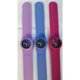 Reloj Para Damas Watchmania Twister Malla Siliconada Flex