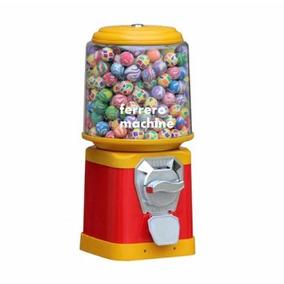 Maquina De Bolinha - Vending Machine - Diversas Cores