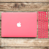 Protector Case Macbook Apple + Teclado Regalo Sin Esperas!!