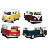 Volkswagen Bus Clásica 1962 Colores Muy Mayo (sólo 1 Camión