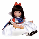 Boneca Reborn Adora Doll 51 Cm Branca De Neve Frete Grátis