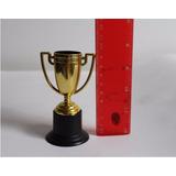 Mini Troféu Copa Pistão 10cm
