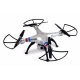Drone Sistema Inteligente Con Camara Y Control Nuevo
