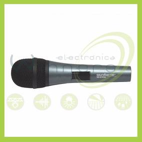 Microfono Dinamico Soundbarrier De Mano Xlr Sb-835dm Winners