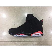 Zapatos Botas Jordan Retro 6 Para Damas Y Caballeros