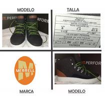 Zapatillas Zapatos Merrell Hombre Nuevos En Caja