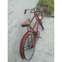 Bicicleta De Reparto Antigua