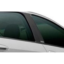 Adesivo Blackout Para Coluna Peugeot 206 207 4 Portas