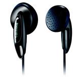 Auricular Philips She 1350 Tipo Boton Negro
