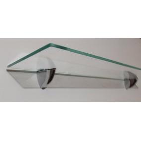 Prateleira De Vidro Para Banheiro/cozinha/sala/