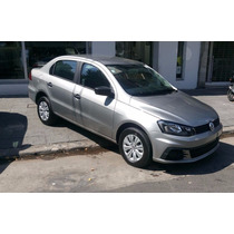 Okm Volkswagen Voyage 1.6 Trendline Alra Vw Tasa 0% Ent Ya