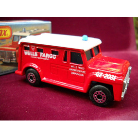 Matchbox N° 69 Security Truck Lesney & Co England