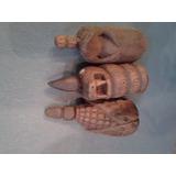 Artesanias En Madera Etnografica Indigenas Indias Totem