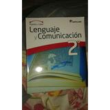 Libro Santinallana Lenguaje Y Comunicación 2 Medio