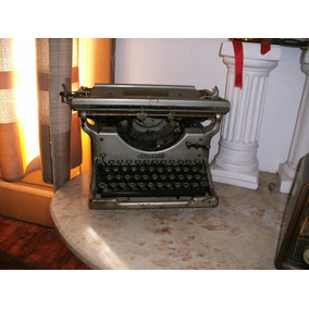 Maquina De Escribir Antigua Underwood