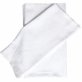 Pano De Prato Branco Bainha 41x66 O Legítimo ( 20 Peças )