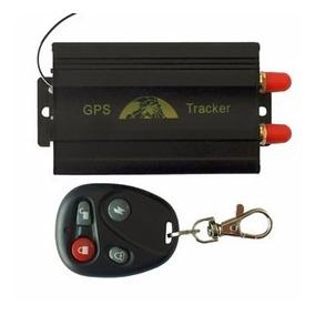 Localizador Satelital Tracker Rastreador Gprs Tk103b Control