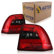 Lanterna Traseira Vectra 2000 A 2005 Fume Le Arteb Original