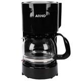 Cafeteira Elétrica Arno Cafp - Preta 110v