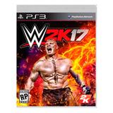 Juego Playstation 3 Game Wwe 2k17 Ps3 Ibushak Gaming