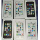Cajas Iphone 5s De Colores Y Varias Capacidades