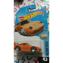 Hot Wheels Porsche 993 Gt2 Naranja Fresh Factory Lyly Toys