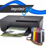 Impresora Hp 6230 Mas Sistema Continuo Mas Desagote