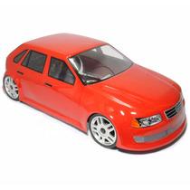 Automodelo Vokswagem Gol G3 Giii Himoto 1/10 2.4ghz Ep Rtr