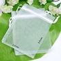 Saco De Organza 15x18 - Branco -10 Unids Cristal Atacado