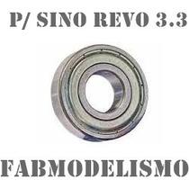 Traxxas 4609 - Rolamento Do Sino Revo Motor 3.3 Traxxas