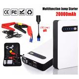 Minimax Arrancador De Baterias 12v 20000 Mah Power Bank