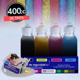 Sistema Continuo Para Impresora Epson C63 + Tinta 400cc
