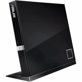 Gravador E Leitor Asus Externo Blu-ray Cd E Dvd Black Piano