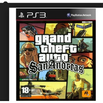 Gta San Andreas Ps3 Jogos Midia Digital Codigo Aqui