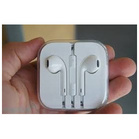Audífonos Earpods Iphone 4 5 6 Ipod Ipad