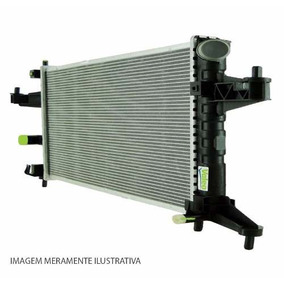 Radiador Agua Corsa Hatch 96 97 98 99 00 01 Valeo Original