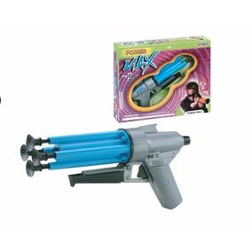 Power Max Pistola Lanza 4 Flechas...en Magimundo !!!!!