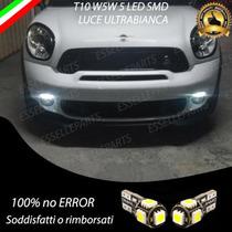Acessorio Farolete Mini Cooper R60 T10 5 Smd 5050 100%canbus