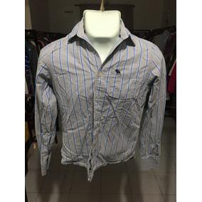 Camisa Abercrombie T- L Id 5043 No S ® Oferta 2 X 1