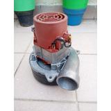 Motor De Aspiradora De 2 Ventiladores Con Cuerno