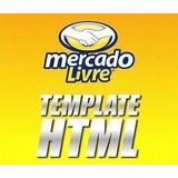 Templates Editáveis Html P/ Anúncio Mercadolivre