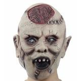 Mascara De Zombi Para Halloween Y Otras Fiestas