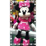 Minnie Mouse En Peluche, Club House, Disney Amor Y Amistad