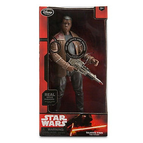 Muñeco Star Wars Finn Disney Store 35 Cm