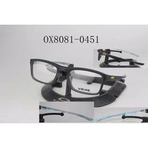 Armação De Óculos De Grau Ox8081 Oakley Frete Gratis