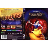 Branca De Neve E Os7 Anões Dvd Lacrado Original Disney