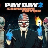 Ps4 Pay Day 2 Crimewave Edition
