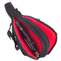 Bag Soft Case Duplo Para Contrabaixo Master Luxo